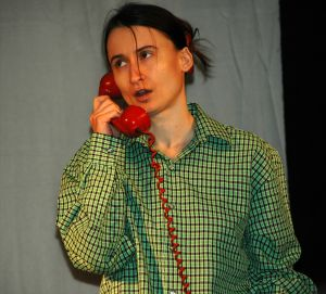 'A Phone Call' The Three Minute Theatre 30 April 2011