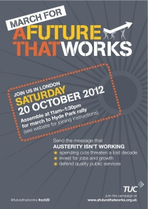 A Future That Works - London, 20 October