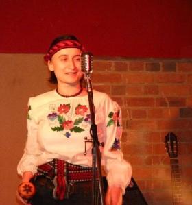 A maracas for Maria Tsarevna