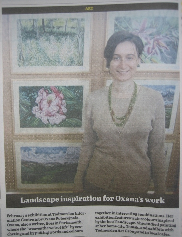 Todmorden News, 7 February 2013, p. 28