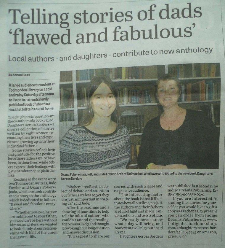 Todmorden News 5 June 2014